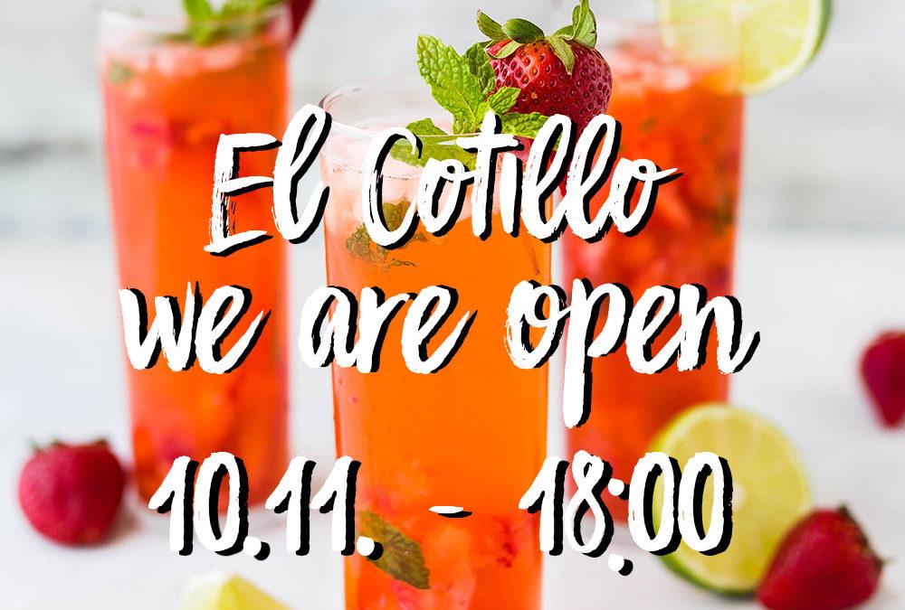 Inauguración del nuevo restaurante TOAST en El Cotillo